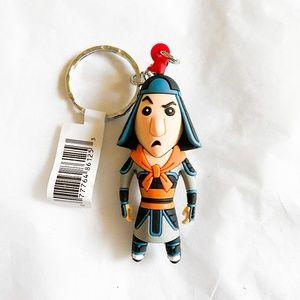 Disney Mulan Ling Keychain